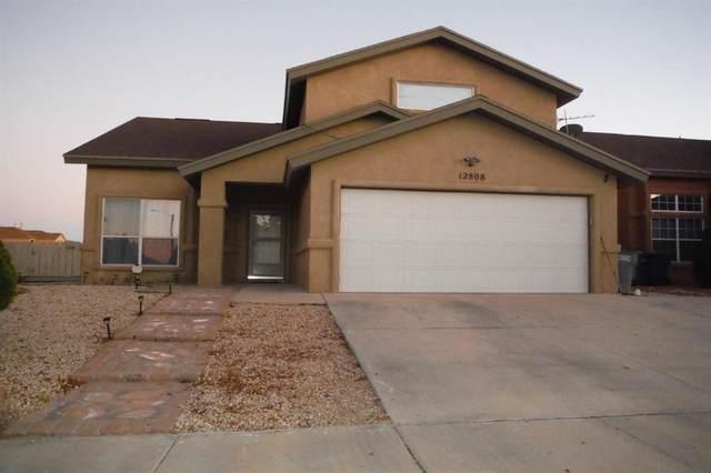 12808 Tierra Mina Drive, El Paso, TX 79938 (MLS #14308918) :: The Mitchell Group
