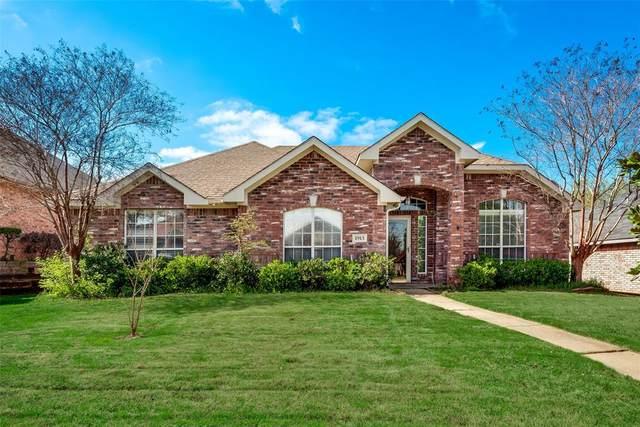 1913 Parkdale Drive, Mesquite, TX 75149 (MLS #14308933) :: Baldree Home Team