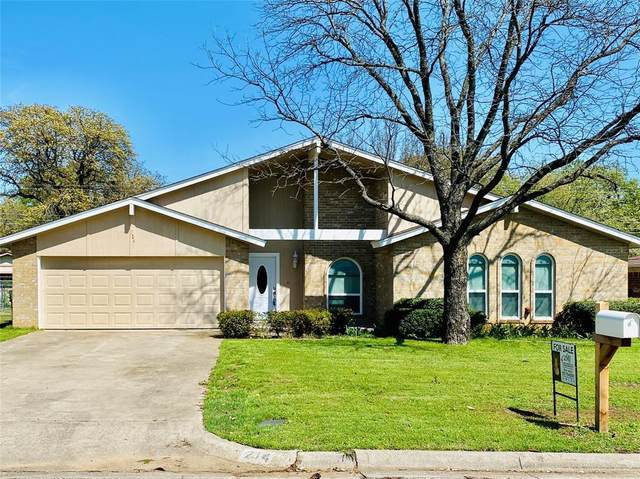 214 N Willow Street, Mansfield, TX 76063 (MLS #14309032) :: The Mitchell Group