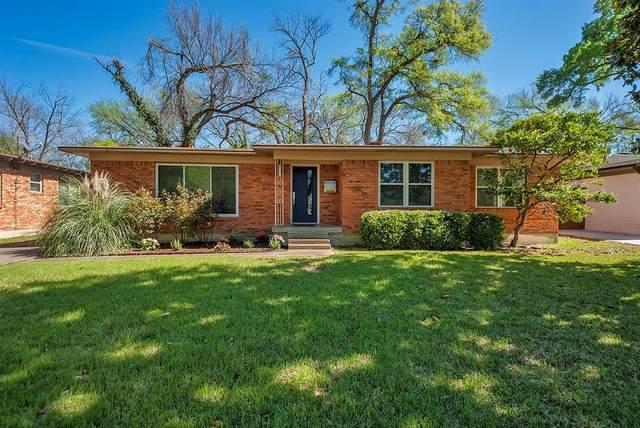 10416 Lake Gardens Drive, Dallas, TX 75218 (MLS #14309034) :: HergGroup Dallas-Fort Worth