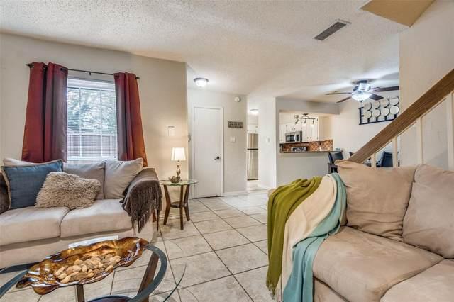4269 Madera Road #2, Irving, TX 75038 (MLS #14309040) :: RE/MAX Pinnacle Group REALTORS