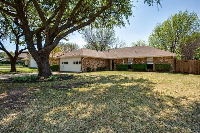 3043 Panhandle Drive, Grapevine, TX 76051 (MLS #14309046) :: The Chad Smith Team