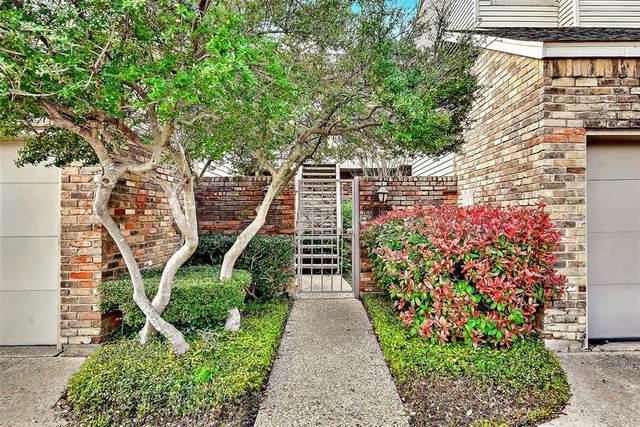 7340 Skillman Street #704, Dallas, TX 75231 (MLS #14309059) :: North Texas Team | RE/MAX Lifestyle Property