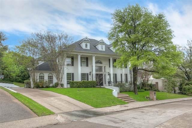 3954 Sarita Park, Fort Worth, TX 76109 (MLS #14309110) :: Post Oak Realty