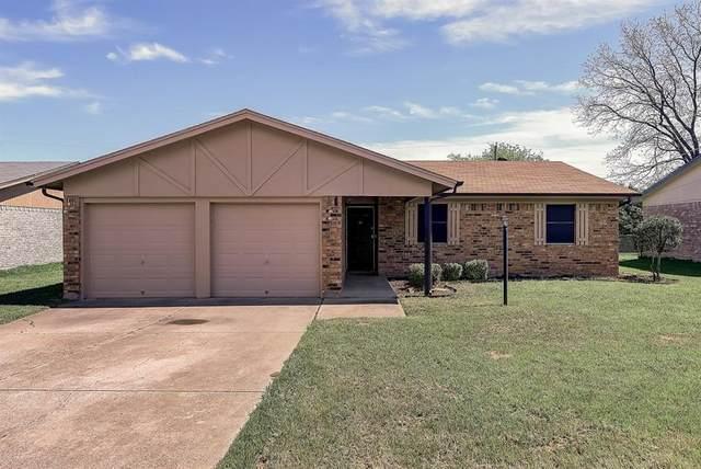 6604 Memory Lane, Watauga, TX 76148 (MLS #14309128) :: The Hornburg Real Estate Group