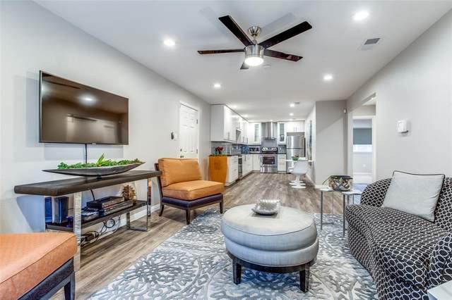 6065 Milton Street #233, Dallas, TX 75206 (MLS #14309153) :: The Good Home Team