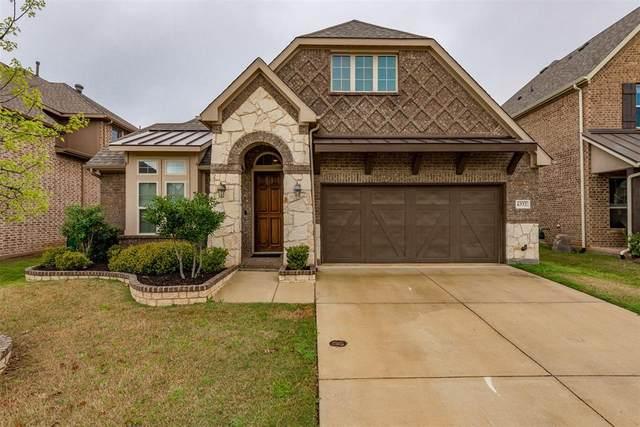 6332 Crossvine Trail, Flower Mound, TX 76226 (MLS #14309178) :: Real Estate By Design