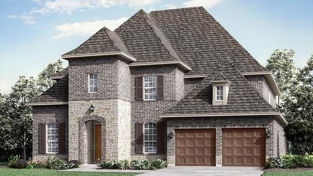 2136 Nassau Drive, Mckinney, TX 75071 (MLS #14309179) :: The Kimberly Davis Group
