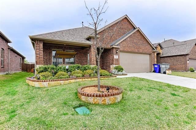3708 Rumford Road, Frisco, TX 75036 (MLS #14309197) :: The Kimberly Davis Group