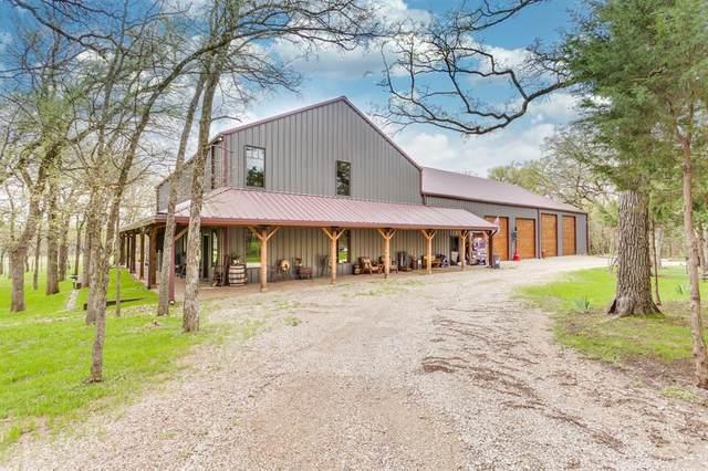1664 Whippoorwill Trail, Weatherford, TX 76085 (MLS #14309246) :: RE/MAX Landmark