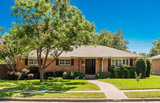10526 Yorkford Drive, Dallas, TX 75238 (MLS #14309315) :: The Mauelshagen Group