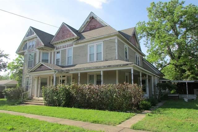 410 W Walnut Street, Whitewright, TX 75491 (MLS #14309328) :: Baldree Home Team