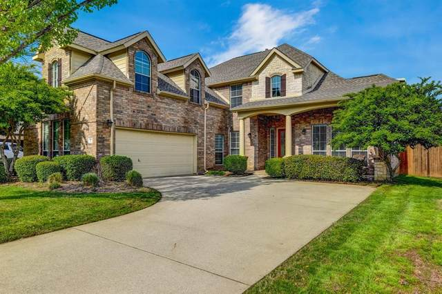 804 Shady Meadow Drive, Highland Village, TX 75077 (MLS #14309333) :: Real Estate By Design