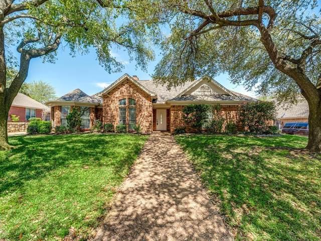2938 Woodland Hills Drive, Grapevine, TX 76051 (MLS #14309338) :: Baldree Home Team