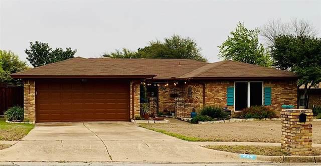 224 Overcrest Drive, Benbrook, TX 76126 (MLS #14309351) :: Potts Realty Group