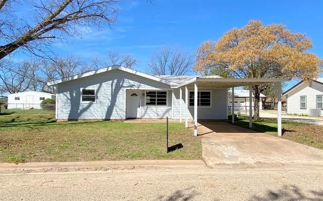 618 Tomahawk Trail, Tuscola, TX 79562 (MLS #14309370) :: Ann Carr Real Estate