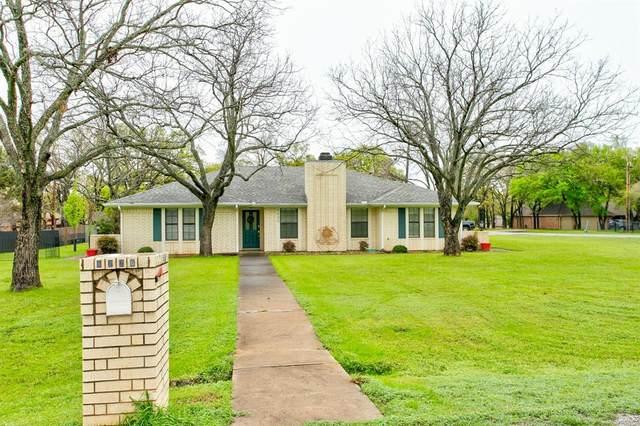 6226 Prospect Hill Drive, Granbury, TX 76049 (MLS #14309412) :: The Welch Team