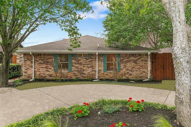 17922 Hillcrest Road, Dallas, TX 75252 (MLS #14309415) :: The Chad Smith Team