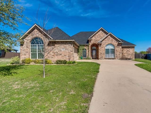 6605 Orange Blossom Drive, Midlothian, TX 76065 (MLS #14309424) :: All Cities USA Realty