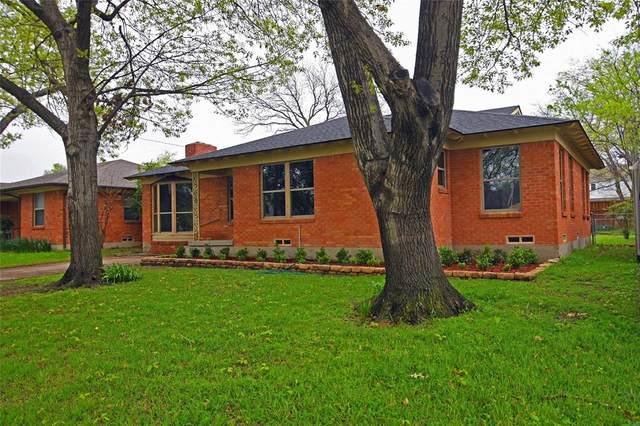 9012 Lindaro Lane, Dallas, TX 75228 (MLS #14309485) :: The Hornburg Real Estate Group