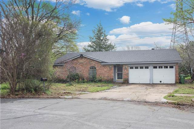7628 Circle Drive, North Richland Hills, TX 76180 (MLS #14309506) :: The Hornburg Real Estate Group
