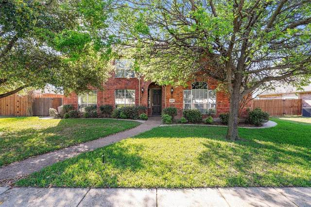 4214 Arbor Creek Drive, Carrollton, TX 75010 (MLS #14309515) :: Post Oak Realty