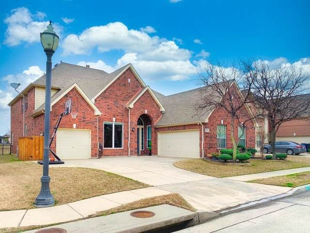 3428 Continental Drive, Frisco, TX 75034 (MLS #14309547) :: Trinity Premier Properties