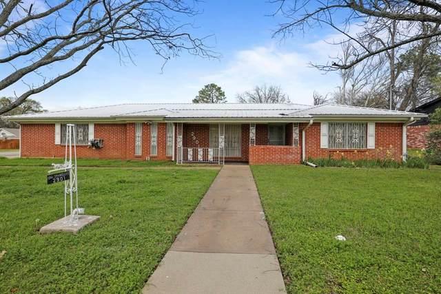 2901 S Murco Drive, Mineral Wells, TX 76067 (MLS #14309553) :: The Kimberly Davis Group