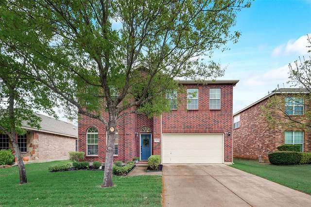 4721 Heron Pond Lane, Denton, TX 76208 (MLS #14309565) :: Justin Bassett Realty