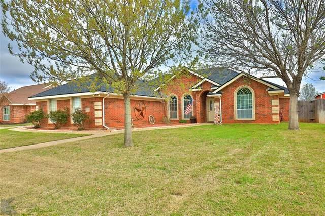 4917 Crystal Creek, Abilene, TX 79606 (MLS #14309576) :: Team Tiller