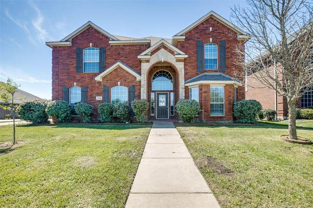 1306 W Mcalpin Road, Midlothian, TX 76065 (MLS #14309579) :: All Cities USA Realty