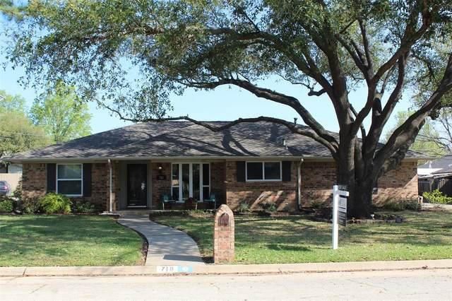 710 Northridge Street, Denton, TX 76201 (MLS #14309597) :: The Mauelshagen Group