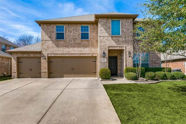 415 Wooded Creek Avenue, Wylie, TX 75098 (MLS #14309615) :: Hargrove Realty Group