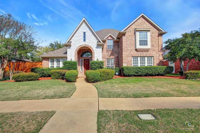 8708 Winter Wood Court, Plano, TX 75024 (MLS #14309622) :: The Good Home Team
