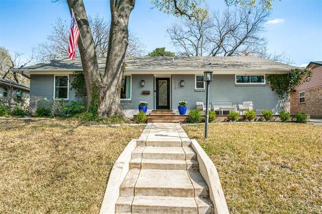 11726 Dixfield Drive, Dallas, TX 75218 (MLS #14309627) :: Justin Bassett Realty
