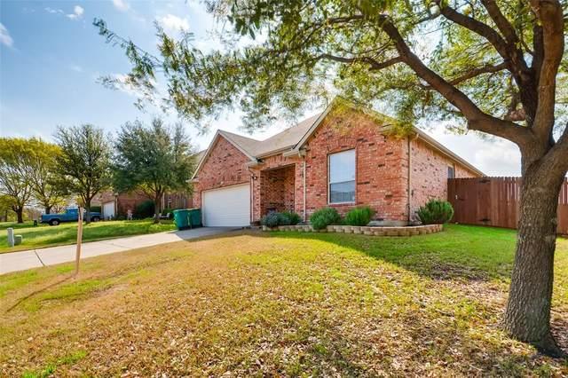 1116 Willowridge Circle, Lewisville, TX 75067 (MLS #14309640) :: The Mauelshagen Group