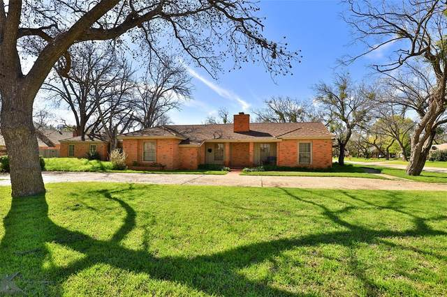 3447 S 12th Street, Abilene, TX 79605 (MLS #14309645) :: Real Estate By Design