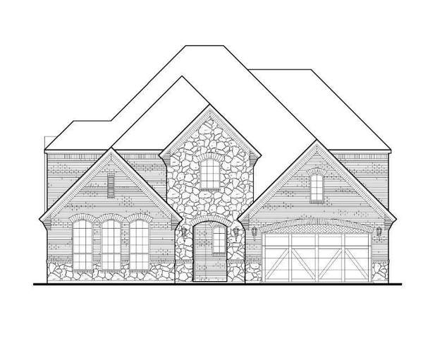 1009 Dragon Banner Drive, Lewisville, TX 75056 (MLS #14309650) :: The Kimberly Davis Group