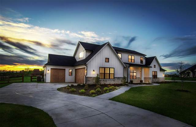 200 Sutherland Cres, Northlake, TX 76247 (MLS #14309659) :: Trinity Premier Properties
