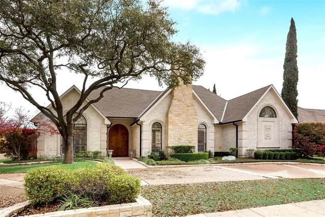 5412 Blackhawk Drive, Plano, TX 75093 (MLS #14309678) :: Hargrove Realty Group