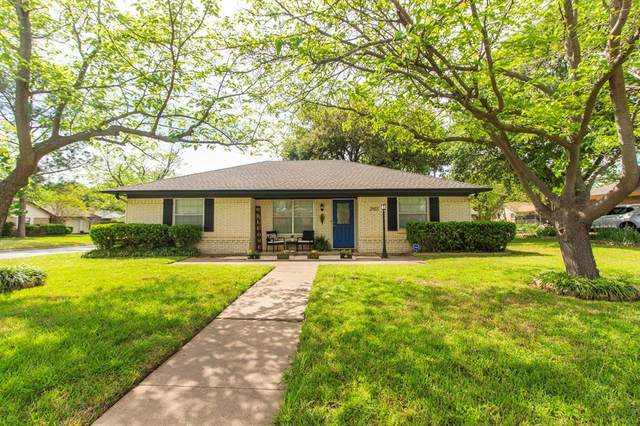 2501 Shady Grove Drive, Bedford, TX 76021 (MLS #14309702) :: NewHomePrograms.com LLC
