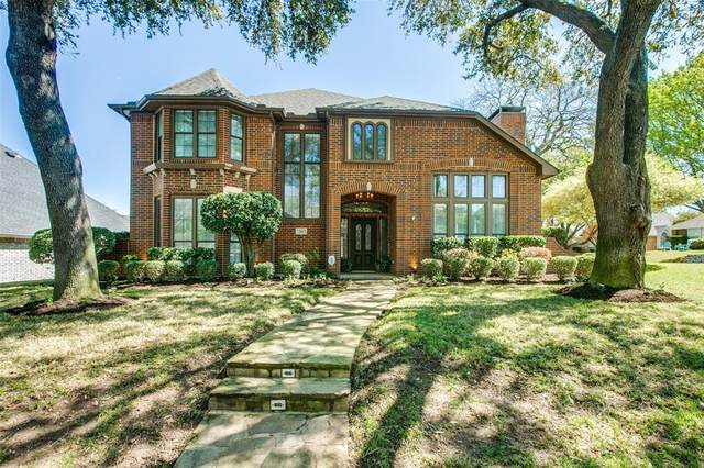 764 Marlee Circle, Coppell, TX 75019 (MLS #14309715) :: Team Tiller