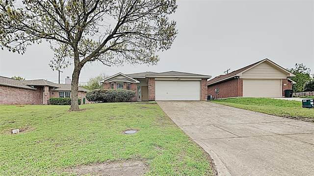 102 Hamilton Drive, Terrell, TX 75160 (MLS #14309730) :: The Chad Smith Team