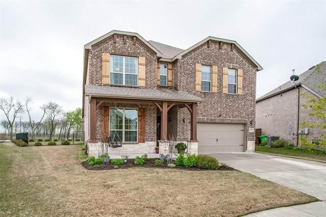 1840 Meadow Trail Lane, Aubrey, TX 76227 (MLS #14309740) :: Post Oak Realty