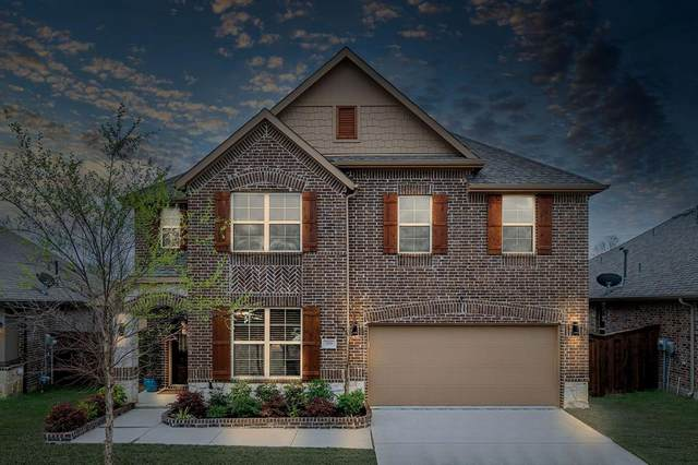 709 Rio Concho Trail, Mckinney, TX 75071 (MLS #14309753) :: The Chad Smith Team