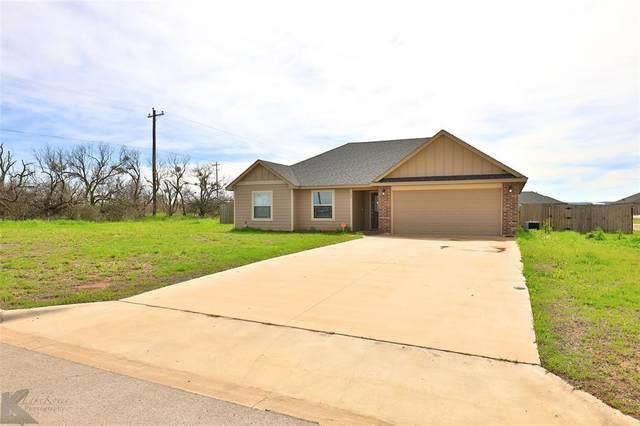 107 Hog Eye Road, Abilene, TX 79602 (MLS #14309761) :: Team Tiller