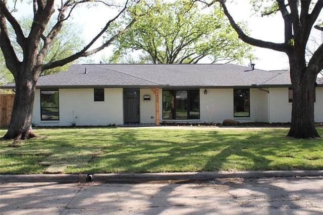 3430 Whitehall Drive, Dallas, TX 75229 (MLS #14309845) :: RE/MAX Pinnacle Group REALTORS