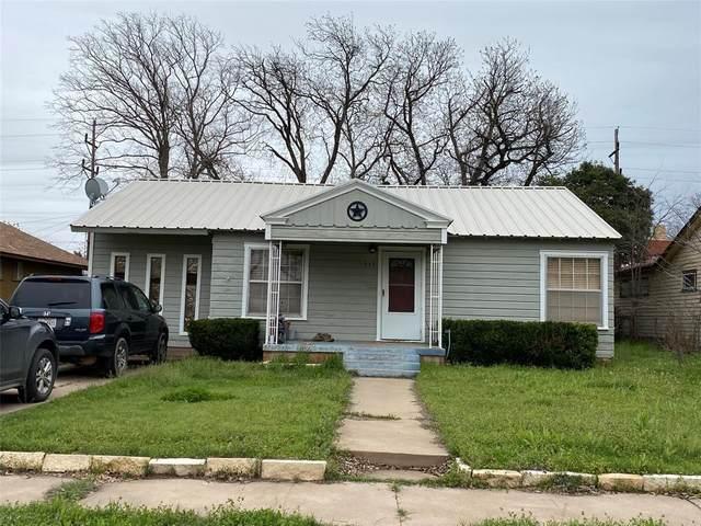 1933 Marshall Street, Abilene, TX 79605 (MLS #14309861) :: The Hornburg Real Estate Group