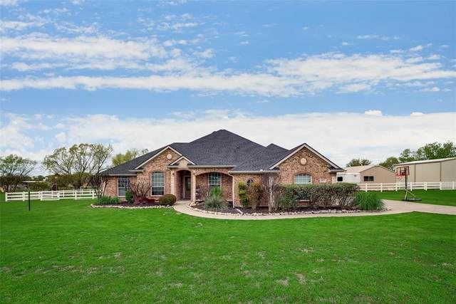 14017 Meadow Grove Drive, Haslet, TX 76052 (MLS #14309869) :: Justin Bassett Realty