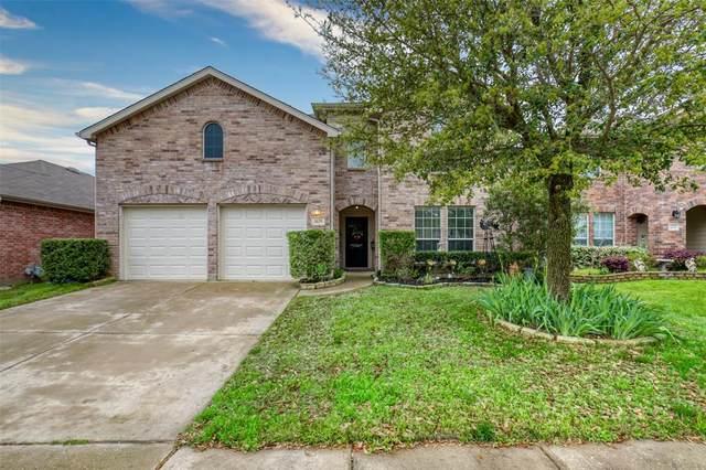 1129 Honeywell Drive, Anna, TX 75409 (MLS #14309878) :: The Kimberly Davis Group